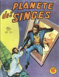 Cover Thumbnail for Planète des Singes (Editions Lug, 1977 series) #17