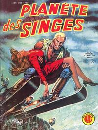 Cover Thumbnail for Planète des Singes (Editions Lug, 1977 series) #19