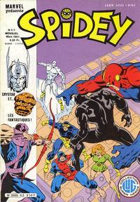 Cover Thumbnail for Spidey (Editions Lug, 1979 series) #62