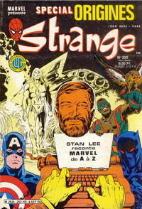 Cover Thumbnail for Strange Spécial Origines (Editions Lug, 1981 series) #202