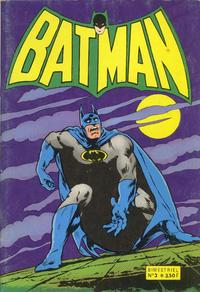 Cover Thumbnail for Batman Bimestriel (Sage - Sagédition, 1975 series) #3