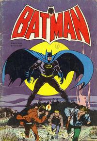 Cover Thumbnail for Batman Bimestriel (Sage - Sagédition, 1975 series) #5