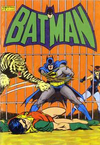 Cover Thumbnail for Batman Bimestriel (Sage - Sagédition, 1975 series) #6