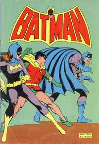 Cover for Batman Bimestriel (Sage - Sagédition, 1975 series) #7