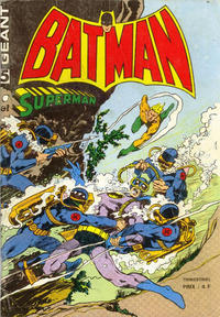 Cover Thumbnail for Batman et Superman Géant (Sage - Sagédition, 1976 series) #5