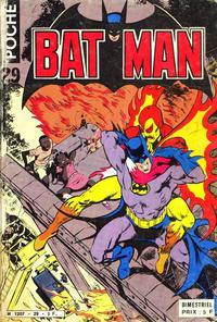 Cover Thumbnail for Batman Poche (Sage - Sagédition, 1976 series) #29