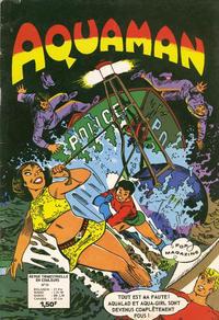 Cover Thumbnail for Aquaman (Arédit-Artima, 1970 series) #15