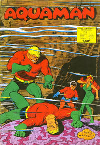 Cover Thumbnail for Aquaman (Arédit-Artima, 1970 series) #16