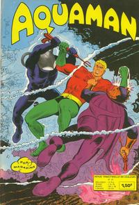 Cover Thumbnail for Aquaman (Arédit-Artima, 1970 series) #17