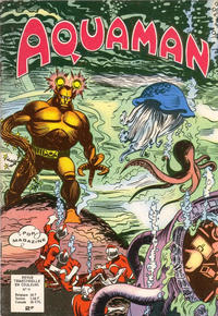 Cover Thumbnail for Aquaman (Arédit-Artima, 1970 series) #18