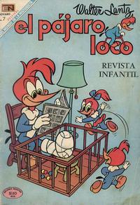 Cover Thumbnail for El Pájaro Loco (Editorial Novaro, 1951 series) #323