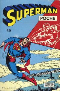 Cover Thumbnail for Superman Poche (Sage - Sagédition, 1976 series) #13