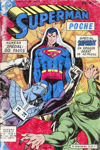 Cover Thumbnail for Superman Poche (Sage - Sagédition, 1976 series) #89-90
