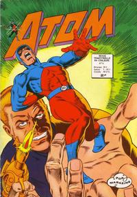 Cover Thumbnail for Atom (Arédit-Artima, 1971 series) #13