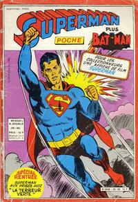 Cover Thumbnail for Superman Poche (Sage - Sagédition, 1976 series) #95-96
