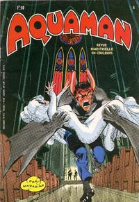 Cover Thumbnail for Aquaman (Arédit-Artima, 1970 series) #5