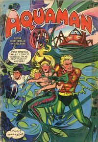 Cover Thumbnail for Aquaman (Arédit-Artima, 1970 series) #6