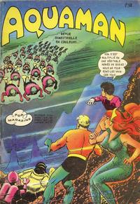 Cover Thumbnail for Aquaman (Arédit-Artima, 1970 series) #7