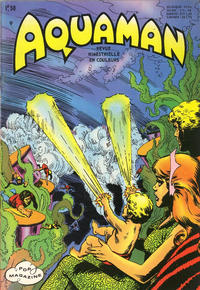Cover Thumbnail for Aquaman (Arédit-Artima, 1970 series) #9