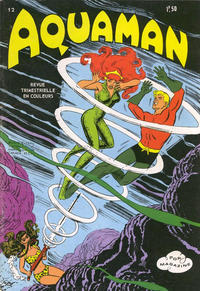 Cover Thumbnail for Aquaman (Arédit-Artima, 1970 series) #12