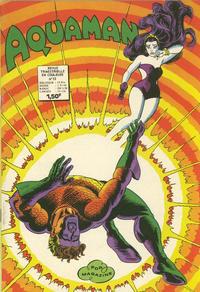 Cover Thumbnail for Aquaman (Arédit-Artima, 1970 series) #13
