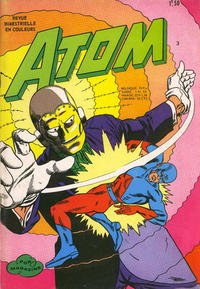 Cover Thumbnail for Atom (Arédit-Artima, 1971 series) #3