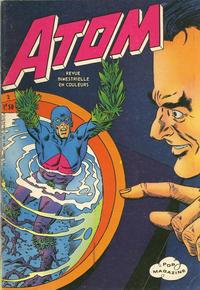 Cover Thumbnail for Atom (Arédit-Artima, 1971 series) #2