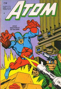 Cover Thumbnail for Atom (Arédit-Artima, 1971 series) #4