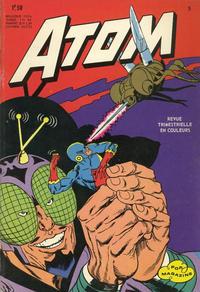 Cover Thumbnail for Atom (Arédit-Artima, 1971 series) #5