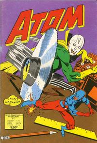 Cover Thumbnail for Atom (Arédit-Artima, 1971 series) #7