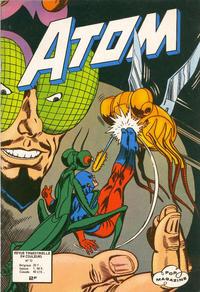 Cover Thumbnail for Atom (Arédit-Artima, 1971 series) #12