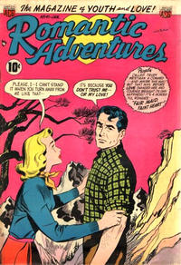 Cover Thumbnail for Romantic Adventures (American Comics Group, 1949 series) #41