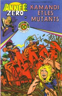 Cover Thumbnail for Année Zéro (Arédit-Artima, 1979 series) #3