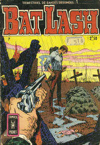 Cover Thumbnail for Bat Lash (Arédit-Artima, 1970 series) #7