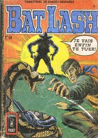 Cover Thumbnail for Bat Lash (Arédit-Artima, 1970 series) #6