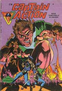 Cover Thumbnail for Captain Action (Arédit-Artima, 1971 series) #5
