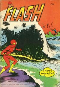 Cover Thumbnail for Flash (Arédit-Artima, 1970 series) #2