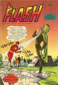 Cover Thumbnail for Flash (Arédit-Artima, 1970 series) #3