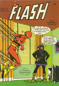 Cover Thumbnail for Flash (Arédit-Artima, 1970 series) #7