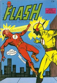 Cover Thumbnail for Flash (Arédit-Artima, 1970 series) #9
