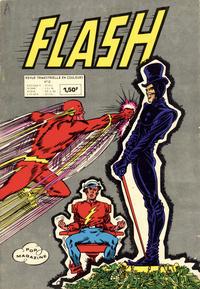 Cover Thumbnail for Flash (Arédit-Artima, 1970 series) #12