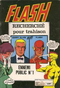 Cover Thumbnail for Flash (Arédit-Artima, 1970 series) #14