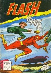 Cover Thumbnail for Flash (Arédit-Artima, 1970 series) #17