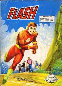 Cover Thumbnail for Flash (Arédit-Artima, 1970 series) #21