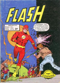 Cover Thumbnail for Flash (Arédit-Artima, 1970 series) #23