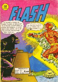 Cover Thumbnail for Flash (Arédit-Artima, 1970 series) #25