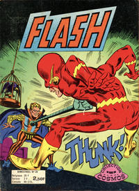 Cover Thumbnail for Flash (Arédit-Artima, 1970 series) #28