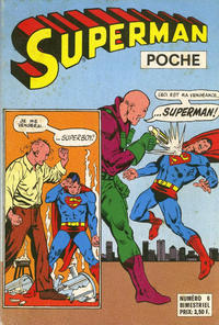 Cover Thumbnail for Superman Poche (Sage - Sagédition, 1976 series) #6
