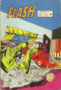 Cover Thumbnail for Flash (Arédit-Artima, 1970 series) #31