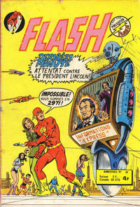Cover Thumbnail for Flash (Arédit-Artima, 1970 series) #39